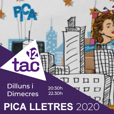 PicaLletres, un programa de TAC12 tv