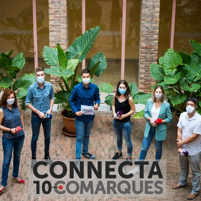 Connecta 10Comarques, un programa de TAC12 TV
