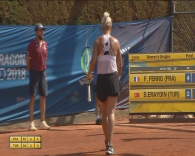 Tennis. Final Femenina (30/06/18)