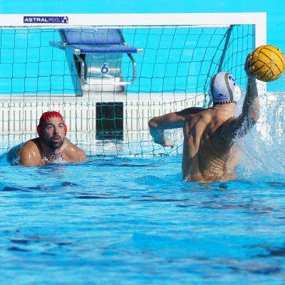 La piscina olímpica de Camp Clar acull la Final Four de la Copa Catalunya de waterpolo